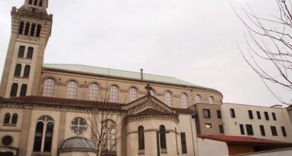 Basilique Sacré Coeur à Grenoble