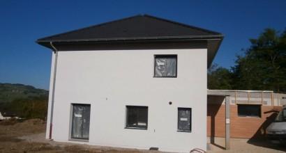 Maison individuelle à Novalaise