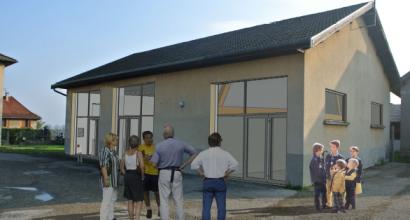 Salle des fêtes - Bizonnes (38)