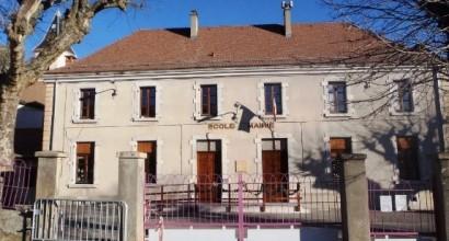 Mairie - Saint Martin de la Cluze (38)