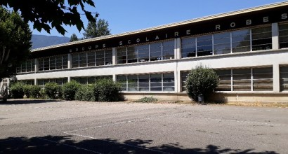 Groupe Scolaire « Robespierre » - Fontaine (38)