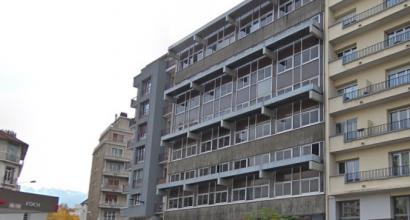 Copropriété 83 rue Malifaud - Grenoble (38)