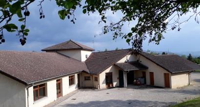 Ecole maternelle et salle polyvalente - Chélieu (38)